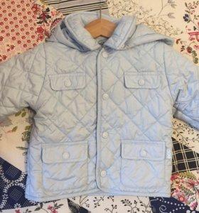Куртка на весну и тёплую осень