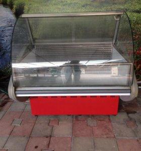 Морозильная витринная Камера