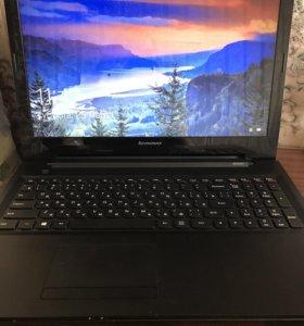 Игровой ноутбук Lenovo на i7 4ого поколения