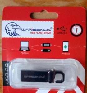 Флешка 32 Гб. USB 2.0