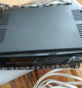 ADSL модем LAN 110
