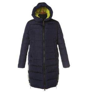 44-54р Демисезонное пальто новое