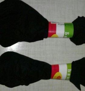 Новые капроновые носки
