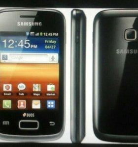 Samsung Galaxy Y GT-S6102 Duos