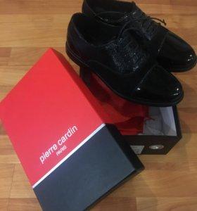 Новые Ботинки оксфорды