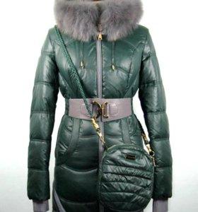 Пальто на весну новое
