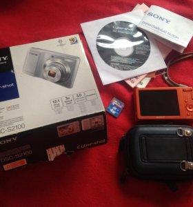 Фотоаппарат Sony cyber shot 12.1