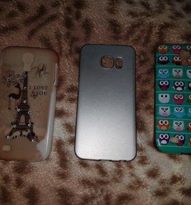 Чехлы для Samsung S4