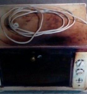 Плита духовка электро