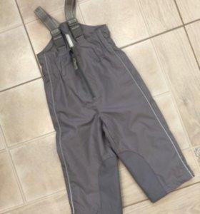 Новые демисезонные штаны
