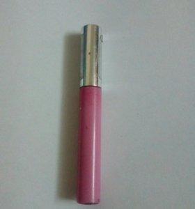 Блеск розовый для увеличения губ
