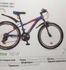 Велосипед Hovatrack Extreme