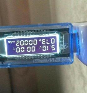 USB Tester (новый)