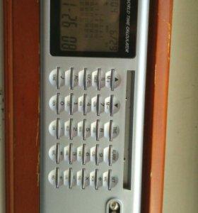 Часы калькулятор настольные