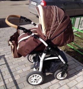 Детская коляска carrera 3 в 1
