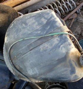Бак топливный ваз 2106