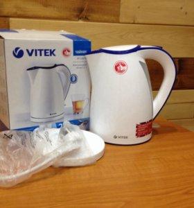 Новый Чайник VITEK