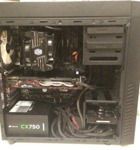 Игровой Компьютер i5-4460 MSI 960 GTX 4gb