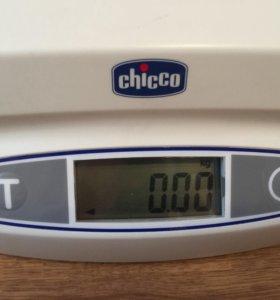 Электронные детские весы Chico