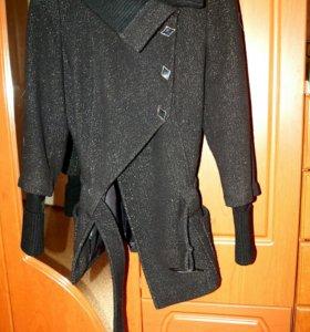 Пальто,р 42-46