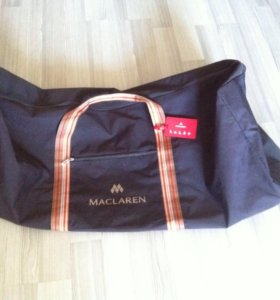 Maclaren - сумка багажная для коляски