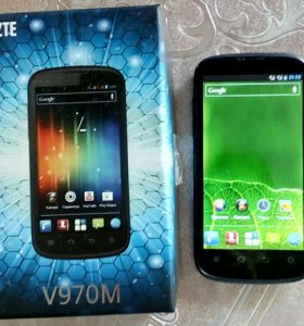 Телефон ZTE 970M
