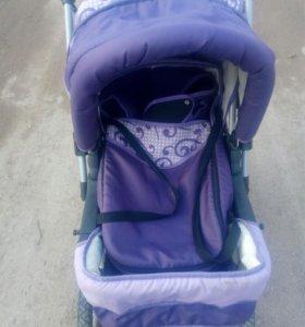 Детская коляска   .