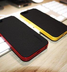 Чехол Spigen Neo Hybrid для iPhone 5/5s/SE