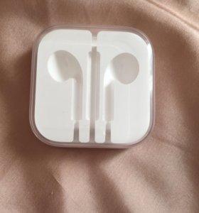 Коробка от наушников iPhone
