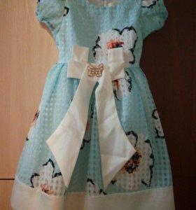 Платье Делорас, 98.