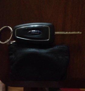 Ключ форд нашёл в новотитаровской