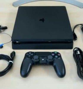 Игровая приставка Sony Playstation 4 Slim 1Тб