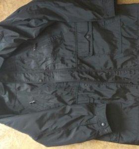 Куртка новая демисезонная 56-58