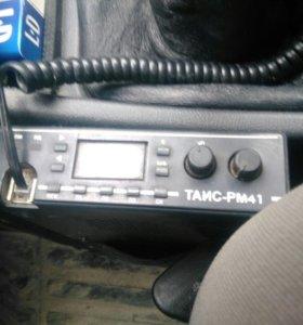 Рация Таис РМ 41с антенной
