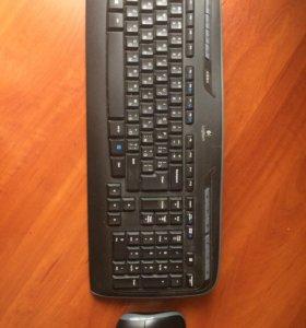 Беспроводной комплект Logitech k330