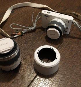 Фотоаппарат Nikon J1 (2 объектива, новый)