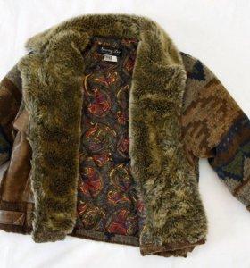 Куртка (весна/осень), р.128 см