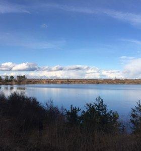 Земельный участок у воды 12 соток Родниковые Пруды