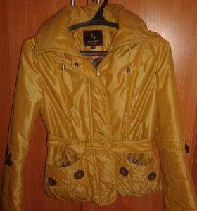 Классная куртка 42-44р