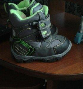Ботиночки новые 22 размер