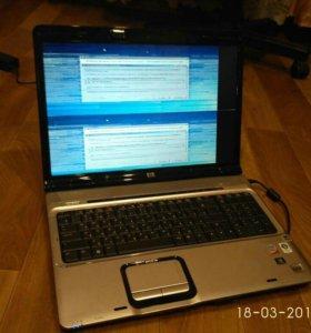Ноутбук hp Pavilion dv 9700