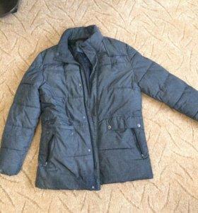 Плащ-куртка мужская
