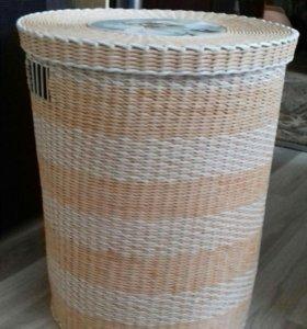Короб плетеный под игрушки