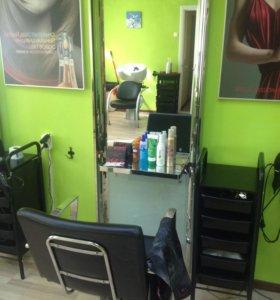 Кресло для парикмахера в аренду