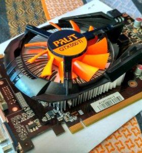 GeForce gtx550ti, 1gb