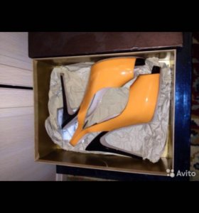 Туфли фирмы baldan