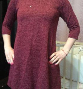 Платье новое размер 48/50