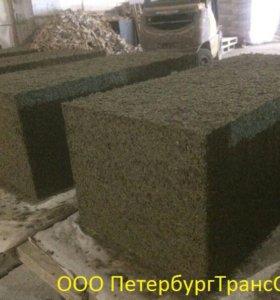 Арболитовые блоки от производителя.