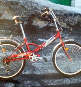 Велосипед NOVATRACK FP24 торг
