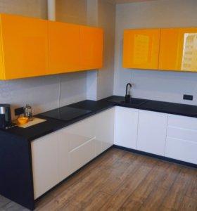 Кухни и мебель на заказ